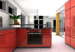 projekcja gdyńskiego mieszkania ze skupu mieszkań za gotówkę